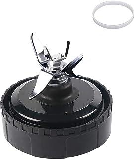 Blender Replacement Parts 6 Fins Suitable for Nutri Ninja Blender Auto iQ BL450-70 BL451-70 BL454-70 BL481-70 BL482-70 BL483-70 Only fit for 24 oz.32 oz