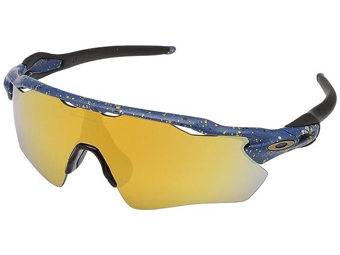 Oakley Radar EV Path (Splatter Poseidon) Fashion Sunglasses