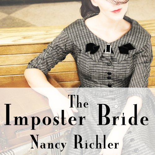 The Imposter Bride audiobook cover art