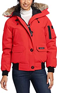 Canada Women's Chilliwack Bomber Goose Feather Down Jacket
