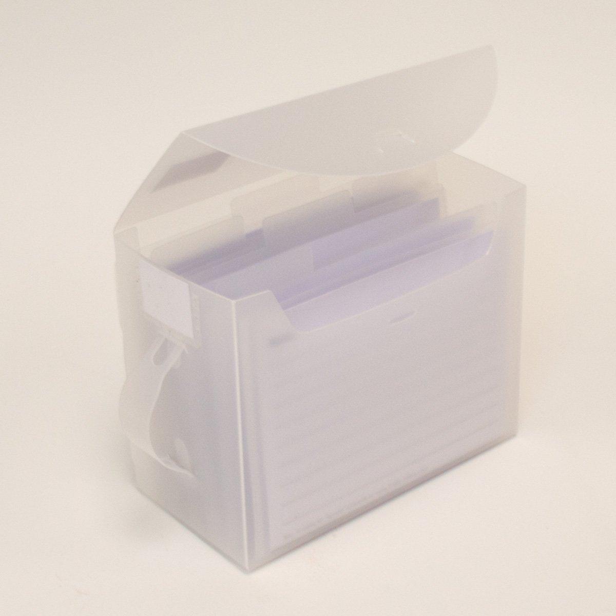 Totally-Tiffany Fab File Box Small 4x6