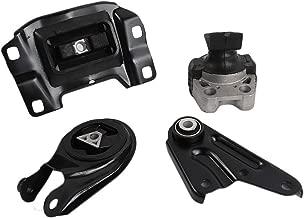 4pcs Engine Motor & Trans Mount Kit Front Right Bushing Fit For 04-09 Mazda 3 2.3L