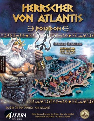 Herrscher von Atlantis - Poseidon (Add-on)