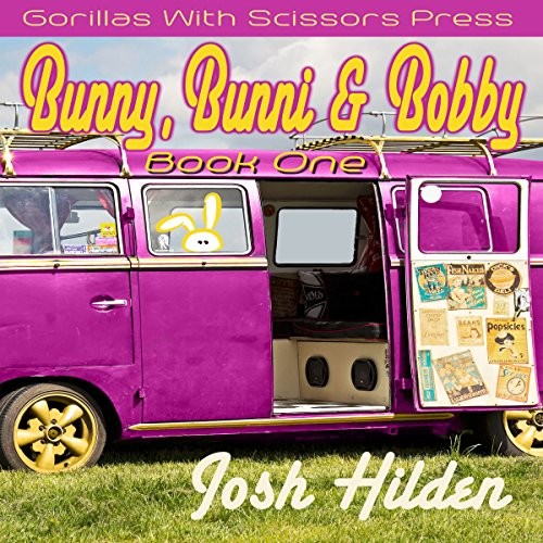 Bunny, Bunni, & Bobby  audiobook cover art