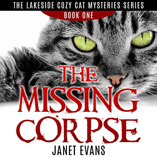 The Missing Corpse audiobook cover art