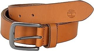 Men's Classic Jean Leather Belt Wheat
