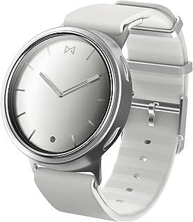 Misfit Wearables Phase SmartWatch, Plata/Blanco: Amazon.es ...