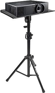 Hola! Music HPS-290B Professional Tripod Projector Mixer Stand, Black