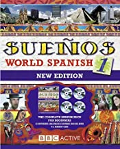 Sueños World Spanish 1: language pack with book and cds by Luz Kettle (2014-01-29)
