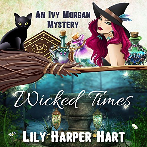 Wicked Times audiobook cover art