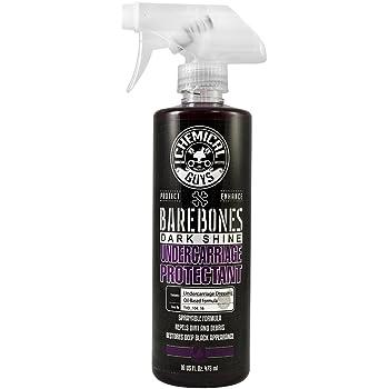 Chemical Guys TVD_104_16 Bare Bones Premium Dark Shine Spray for Undercarriage, Tires and Trim, 16 oz