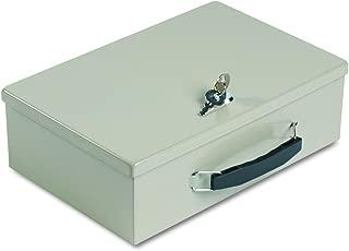 MMF  Industries Fire-Retardant Cash Box with Lock, 1 Each (221614003)
