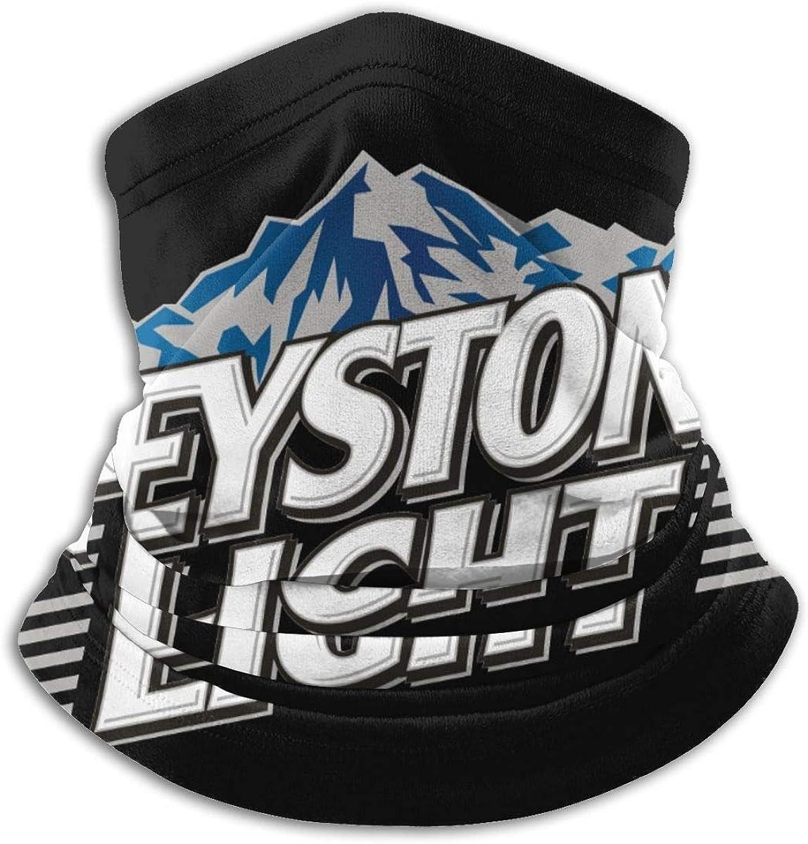 Ke-yst-one Light Balaclava ski mask Winter Face Mask Neck Warmer Gaiter for Outdoor Ski Snowboard