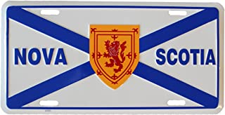Nova Scotia Front License Plate