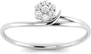 AVSAR 14KT White Gold Ring for Women