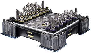 Warner Bros. Batman Gotham Cityscape Chess Set by Noble Collection