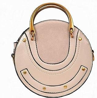 Shoulder Bag Women's ToteStyle Fashion Pu Crossbody Bags Shoulder Bags Handbag Clutch (Color : Beige)