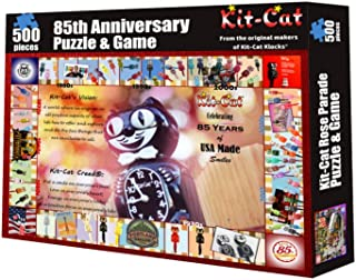 85th Anniversary Kit-Cat Puzzle and Trivia Game