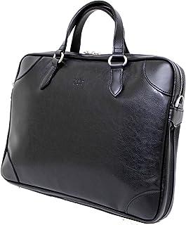 十川鞄 Brighton ブライトン アポロ 日本製 2way ビジネス ブリーフケース ショルダーバッグ A4 日本製 ブラック BAP-13020 BK