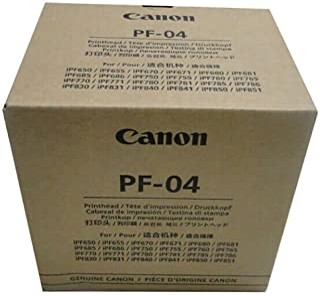 Best Canon PF-04 Printhead for IPF650 IPF655 IPF750 IPF760 IPF765 IPF755 Printer Head Reviews