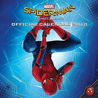 spider man homecoming calendar 2018