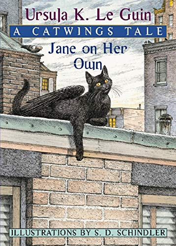 Jane on Her Own: A Catwings Taleの詳細を見る