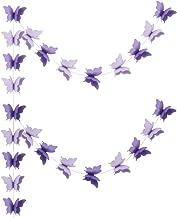 Best purple butterfly banner Reviews