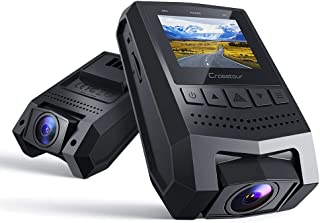 【年末限定セール】小型ドライブレコーダー 高画質 170度広角 ドラレコ 1080PフルHD 駐車監視 Gセンサー ループ録画 動体検知 上書き機能 高速起動 緊急録画 車載カメラ 日本語説明書 13ヶ月保証 CR250