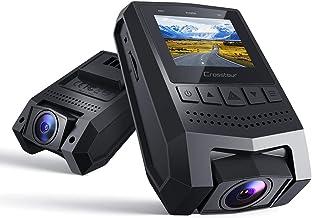 "Crosstour Mini Dash Cam 1080P FHD Car Camera Recorder with 1.5"" LCD Screen 170°Wide.."
