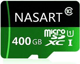 Tarjeta de memoria Micro SD SDXC de alta velocidad clase 10 con adaptador Micro SD de 400 GB/1024 GB, diseñada para Android Smart