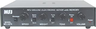 MFJ-407E Deluxe Electronic Keyer With Memory