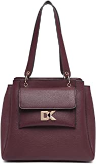 Diana Korr Women Purple Shoulder Bag DK326HPUR