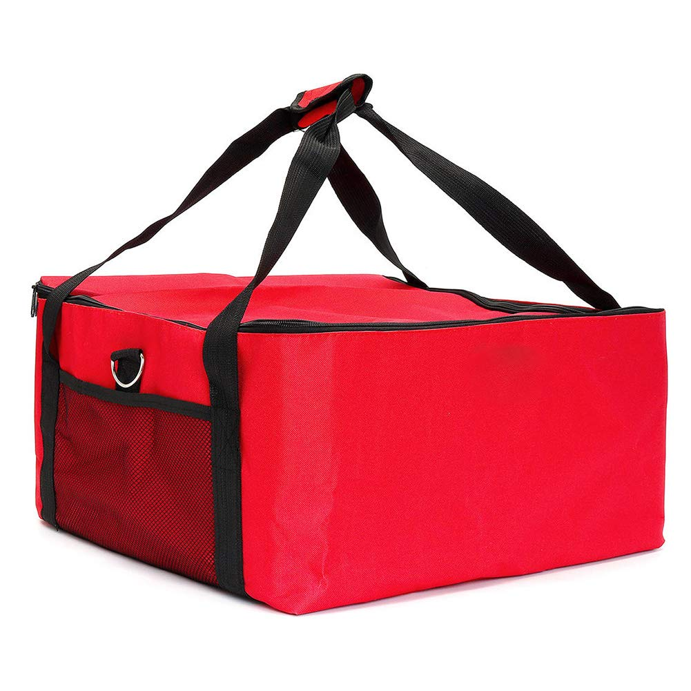 Pizza Deluxe Delivery Bag 16 Insulated Inch Aluminiu Food Max 69% OFF