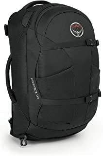 Osprey Farpoint 40L Rucksack Small, Black, One Size