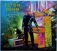 ELTON JOHN Greatest Hits / Best 2CD set in Digipack [CD Audio]