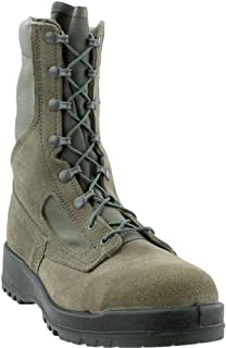 600ST USAF Sage Green Hot Weather Steel Toe 8