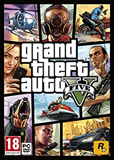 Grand Theft Auto V (PC) (B077H19QF9) | Amazon price tracker / tracking, Amazon price history charts, Amazon price watches, Amazon price drop alerts