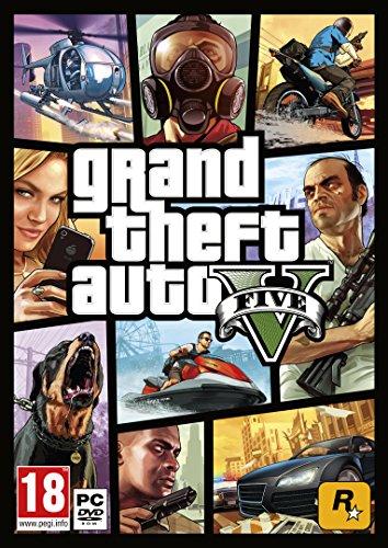UK Import PC GTA 5 Grand Theft Auto V uncut auf deutsch spielbar
