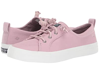 Sperry Crest Vibe Washable Leather (Lilac) Women