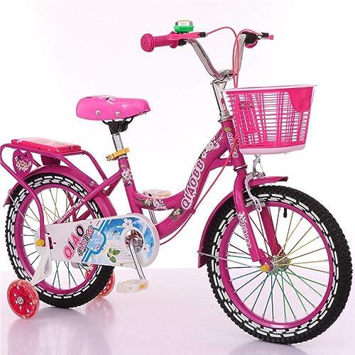 Venta en línea precio bajo descuento WY-Tong Bicicleta Infantil Bicicletas Infantiles Masculinos Masculinos Masculinos y Femeninos, el Big Boy pie Bicicleta Princesa con estabilizador  muy popular