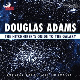 The Hitchhiker's Guide to the Galaxy: Live in Concert Titelbild