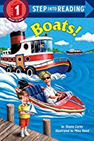 Boats! (Step into Reading)