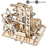 ROKR hölzerne mechanische 3D Puzzle mechanische Modell mit Balls Brainteaser für Kinder,...