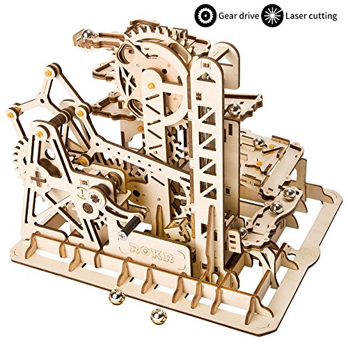 ROKR Mechanical Gears DIY Building Kit Modelo mecánico Kit