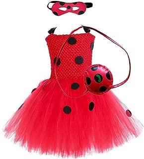 Best ladybug dress costume Reviews