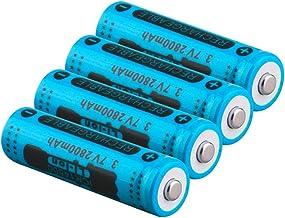 14500 Lithium ion Batterij 3.7 V 2800 mah apex Oplaadbare Batterij 14450 Batterij LED Licht Mobiele Power Afstandsbedienin...