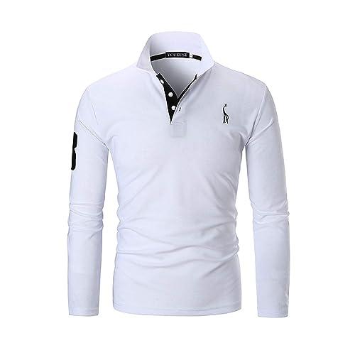 Camisetas Y Polos Blancos: Amazon.es