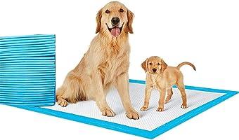 اغطية تبول للحيوانات الاليفة تستخدم لمرة واحدة من مامو بير، ازرق، قياس 60 × 60 سم، Mb-005، 40 قطعة