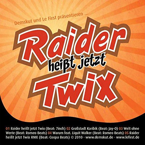 Raider heißt jetzt Twix (Coopa RMX)