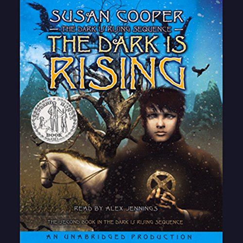 The Dark Is Rising audiobook cover art